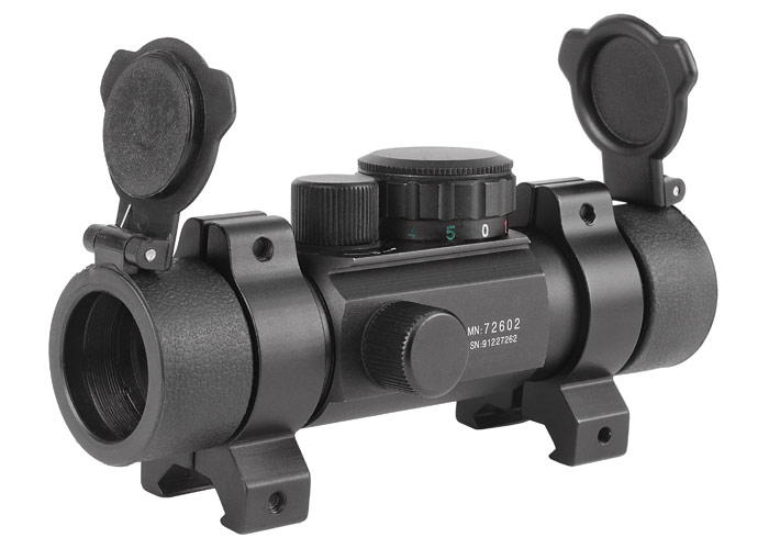 Center Point Tactical1x25mm Multi-TAC Quick Aim Sight