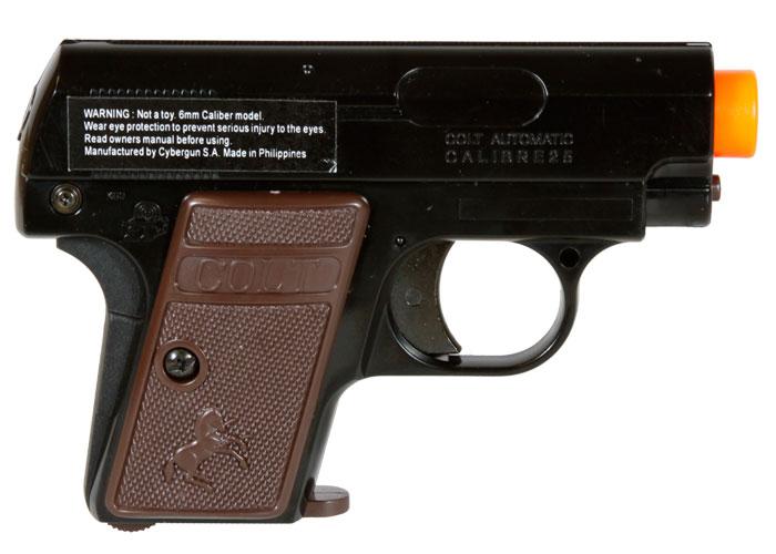 Colt .25 Airsoft Gun - Black  DICK'S Sporting Goods