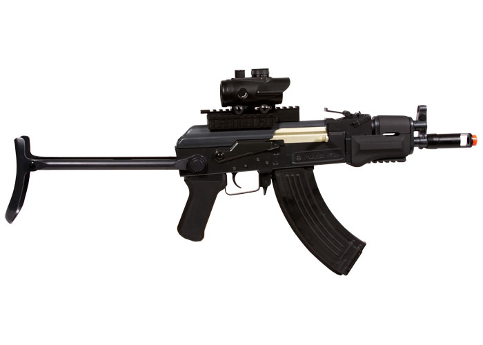 Crosman Pulse R76 Airsoft Assault Rifle Kit  Airsoft Guns