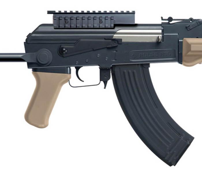 Crosman Pulse R76 Tactical Airsoft Rifle  Airsoft Guns