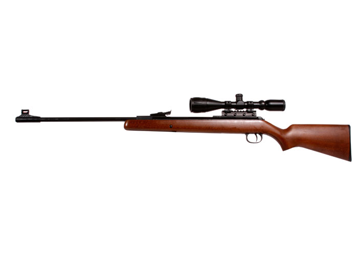 Diana RWS 34 Striker Combo, TO6 Trigger air rifle, 0.22 cal
