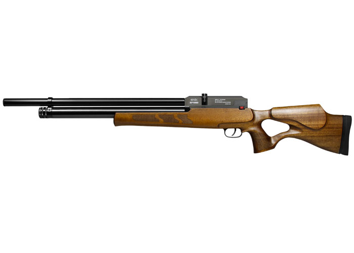 Evanix Conquest Semi Full Auto Pcp: Evanix Speed PCP Air Rifle Ambi Thumbhole Stock Semiauto