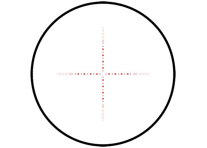 Hawke Sport Optics Nite-Eye Digital 6-24x50 AO Rifle Scope