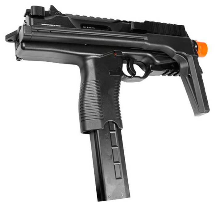 Airsoft Guns, KWA, KMP9R NS2 GBB, TMP9,Airsoft submachine gun, gas blowback,KMP9R, TMP, Resident Evil, pyramyd air, airsoft obsessed