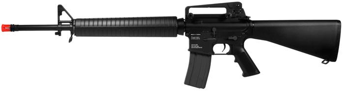 Airsoft Guns, KWA Airsoft AEG, Silver-Plated Wiring