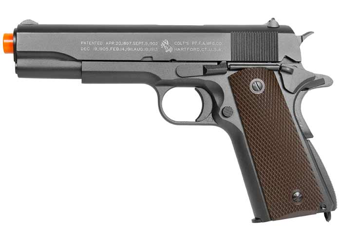 Colt 1911 Co2 Blowback Airsoft Pistol Full Metal Airsoft
