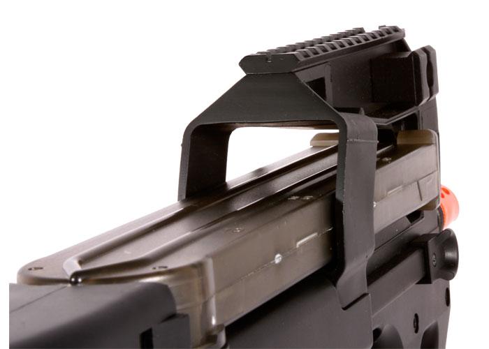 FN Herstal P90 AEG Electric Airsoft Rifle. Airsoft gun ...