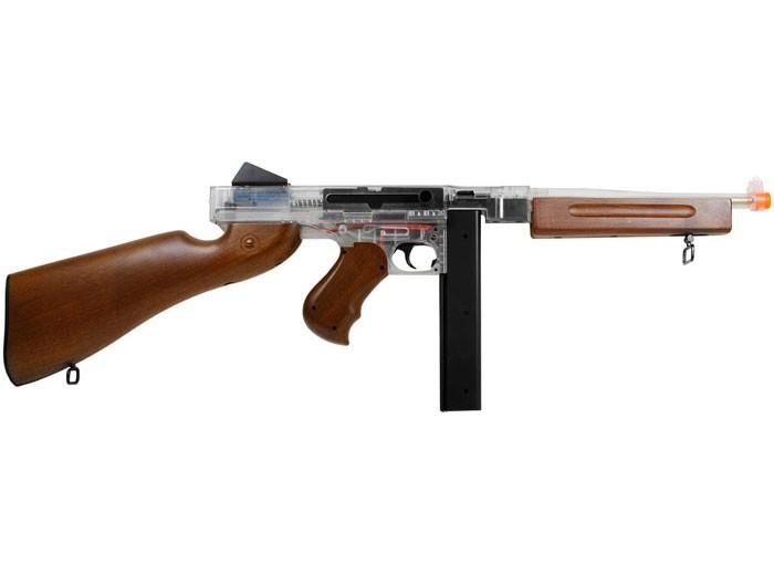 airsoft thompson machine gun