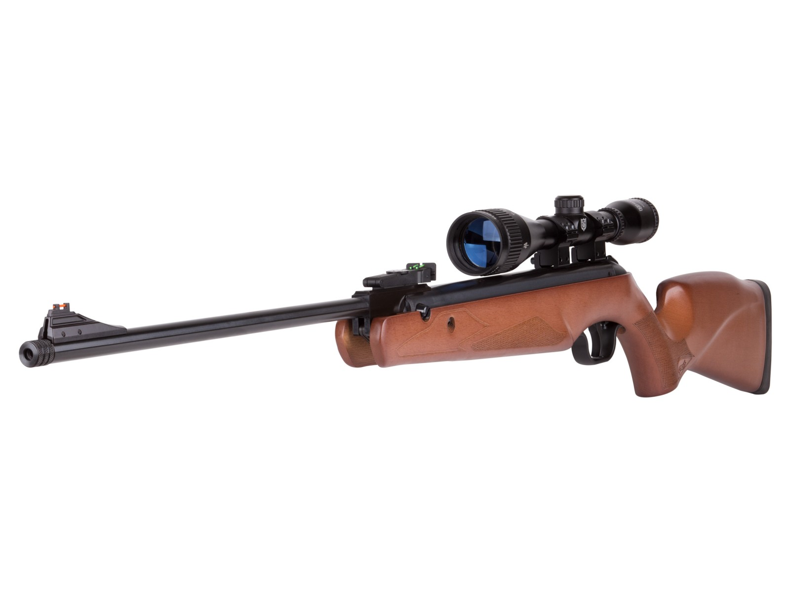 Walther terrus air rifle kit wood rifles