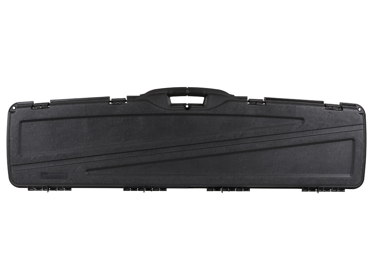 Single scoped rifle hard case