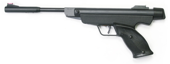 "Diana RWS 5G Magnum P5, 0.177"""