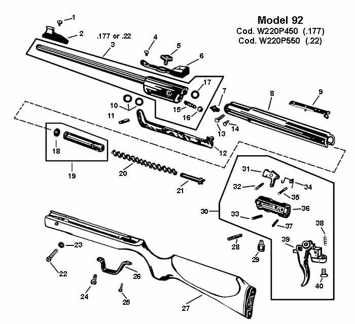 Rws Trigger Hook Spring    92  Rws  U0026 Umarex