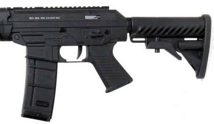 sig sauer machine pistol