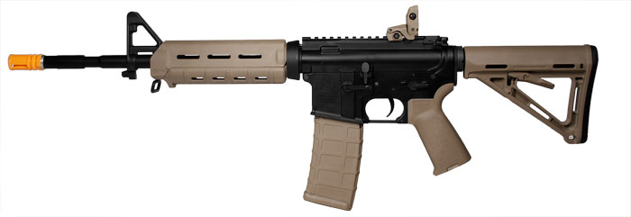 Airsoft Guns, King Arms,S&W M&P15 Magpul MOE AEG,Airsoft automatic electric gun, Assault rifle,KA, S&W, M&P15, MOE, AEG,pyramyd air, airsoft obsessed, chris costa, travis haley,