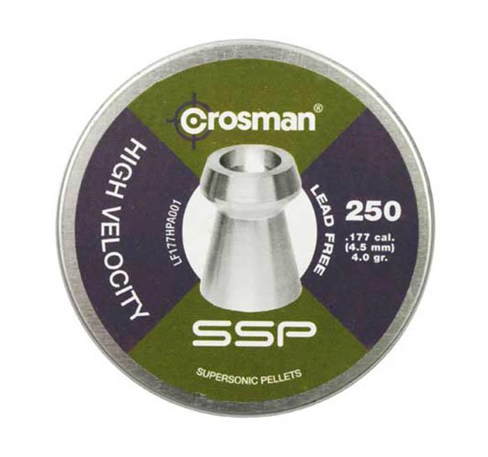 Crosman High Velocity Super Sonic Pellets .177 Cal, 4.0