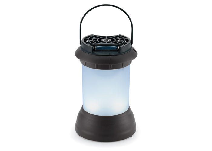 ThermaCELL Mosquito Repellent Patio Lantern, Dark Bronze