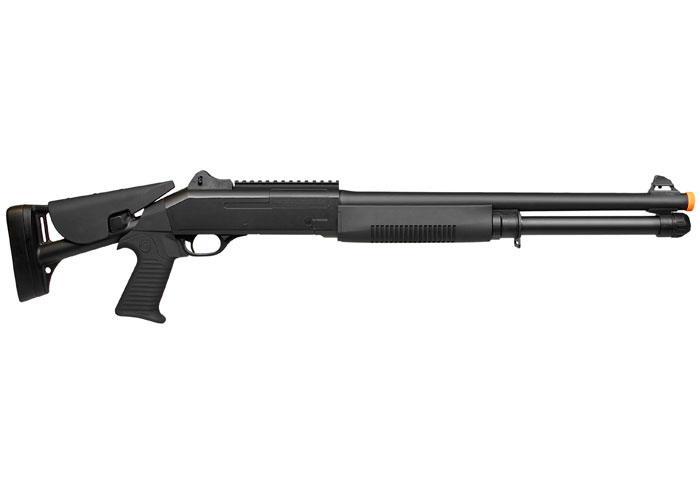 Combat shotgun utg sport m4 90 airsoft military combat shotgun