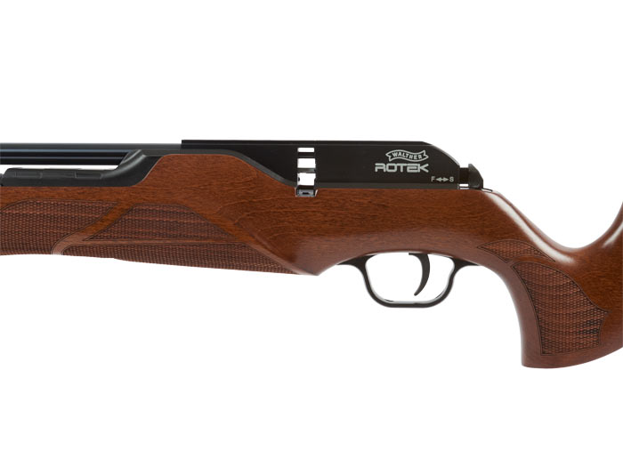Walther Rotek Air Rifle 8rd Pcp Repeater Ambi Minelli border=