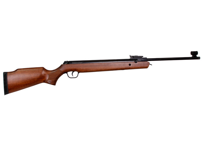 Walther Lgv Master Air Rifle Ambidextrous Beech Stock border=